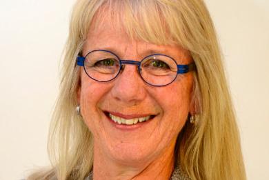 Britt Gustawsson, Amelia Earhart Committee Chairman