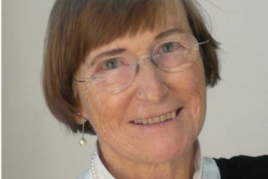 Irene Wiese-von-Ofen, District Historian